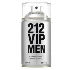 Imagem de 212 Vip Men Masculino Carolina Herrera Body Spray - 250ml