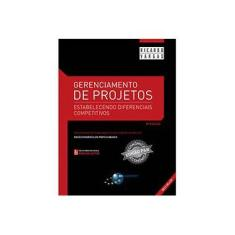 Imagem de Gerenciamento de Projetos. Estabelecendo Diferenciais Competitivos - Ricardo Vargas - 9788574528366
