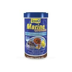 Imagem de Ração Tetra Marine Granules 225g - P/ Peixes De Água Salgada