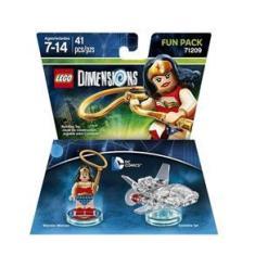 Imagem de LEGO Dimensions - DC Wonder Woman Fun Pack