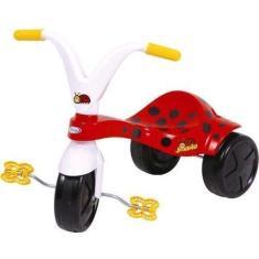 Imagem de Triciclo com Pedal Xalingo Joaninha