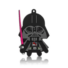 Pen Drive Multilaser 8 GB USB 2.0 Darth Vader PD035