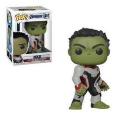 Imagem de Funko Pop! Marvel Hulk 451 Os Vingadores Ultimato Avengers