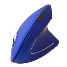 Imagem de Sem fio ergonômico vertical 3D mouse notebook pc USB mouse sem fio