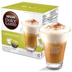 Imagem de Cápsula Nescafé Dolce Gusto Cappuccino 16 Cápsulas - Nestlé