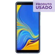 Smartphone Samsung Galaxy A7 2018 Usado 64GB Android