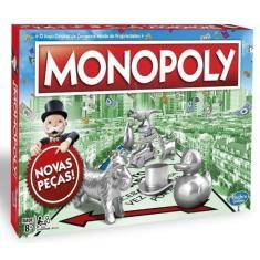 Imagem de Jogo Monopoly Novo Hasbro