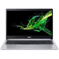 """Notebook Acer Aspire 5 A515-54-712U Intel Core i7 10510U 15,6"""" 8GB SSD 512 GB 10ª Geração"""