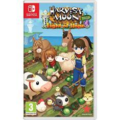 Jogo Harvest Moon: Light Of Hope TABOT Nintendo Switch