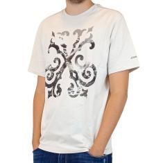 Imagem de Camiseta T-shirt Masculina John John Waves Logo Bege