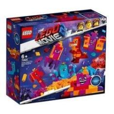 Imagem de Lego Movie Whatever Box Da Rainha Flaseria 70825