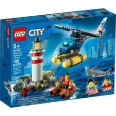 Imagem de LEGO City - Polícia de Elite - Captura no Farol - 60274