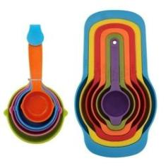 Imagem de Jogo Conjunto Kit Medidores para Receitas - HomeYz