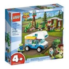 Imagem de Lego Juniors Toy Story 4 Férias Com Trailer 10769