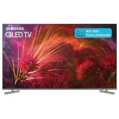 "Smart TV QLED 55"" Samsung Q6F 4K HDR QN55Q6FAMG"
