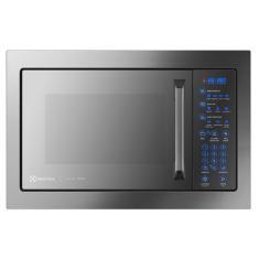 Imagem de Micro-ondas de Embutir Electrolux Home Pro 34 Litros MX43T Inox