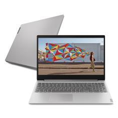 "Notebook Lenovo IdeaPad S145 82DJ0008BR Intel Core i3 1005G1 15,6"" 12GB SSD 128 GB 10ª Geração"