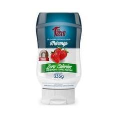 Imagem de Calda Para Sobremesas Mrs Taste 335g - Morango