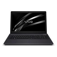 """Notebook Vaio Fit 15S VJF155F11X-B1611B Intel Core i5 8250U 15,6"""" 4GB HD 1 TB 8ª Geração"""