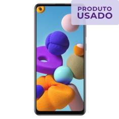 Imagem de Smartphone Samsung Galaxy A21s Usado 64GB Android