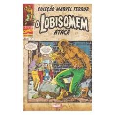 Imagem de Hq Coleção Marvel Terror O Lobisomem Ataca Volume 1