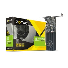 Placa de Video NVIDIA GeForce GT 1030 2 GB GDDR5 64 Bits Zotac ZT-P10300A-10L