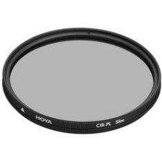Imagem de Filtro de Lente Hoya Polarizador CPL Slim para Objetivas