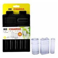 Imagem de Forma De Gelo Recharge - Forma De Baterias E Pilhas