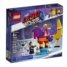 Imagem de Lego The Movie 2 Apresentando Watevra Wa'nabi A Rainha 70824