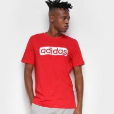 Imagem de Camiseta Adidas Logo Linear Masculina