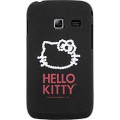 Imagem de Capa para Celular Galaxy Y Duos Hello Kitty Cristais Policarbonato  - Case Mix