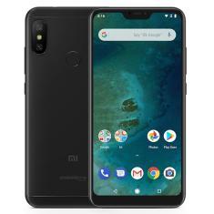 Smartphone Xiaomi Mi A2 Lite 64GB Android Câmera Dupla