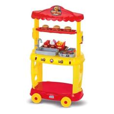 Imagem de Lanchonete Infantil Food Truck Burguer 8080 - Magic Toys