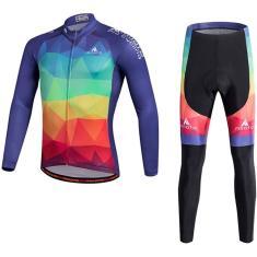 Imagem de Roupa esportiva Downhill Jersey mtb Enduro Offroad larga Camiseta Mountain Bike Motocross bmx dh mtb Camiseta