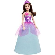Imagem de Boneca Barbie Super Princesa Super Amiga Mattel