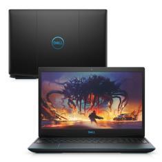 "Notebook Dell G3-3590-U40P Intel Core i5 9300H 15,6"" 8GB SSD 256 GB GeForce GTX 1050 9ª Geração Linux"