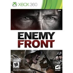 Jogo Enemy Front Xbox 360 CI Games