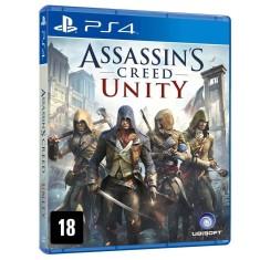 Jogo Assassin's Creed Unity PS4 Ubisoft