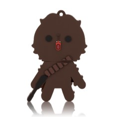 Pen Drive Multilaser 8 GB USB 2.0 Chewbacca PD041