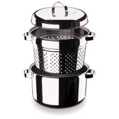 Espagueteira Forma Aço Inox peça(s) 5 Litros 3020/3