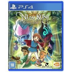 Jogo Ni No Kuni Wrath Of The White Witch PS4 Bandai Namco