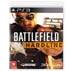 Jogo Battlefield Hardline PlayStation 3 EA