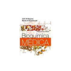 Imagem de Bioquímica Médica - 4ª Ed. 2015 - Baynes, John W.; H. Dominiczak, Marke - 9788535279030
