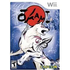 Jogo Okami Wii Capcom