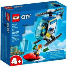 Imagem de Helicóptero da Polícia - Lego City 60275