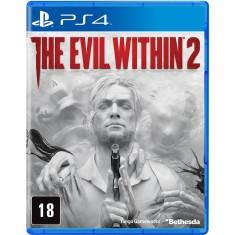 Jogo The Evil Within 2 PS4 Bethesda