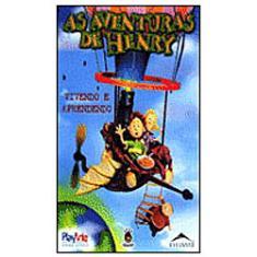 Imagem de VHS As Aventuras de Henry - Vivendo e Aprendendo Vol. 2