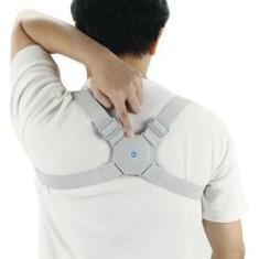 Imagem de Colete Corretor Postura Costas Coluna Com Sensor Inteligente