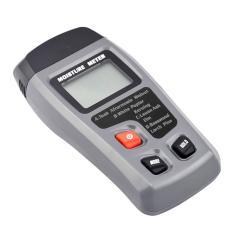 Imagem de EMT01 Medidor De Umidade De Madeira Digital Handheld lcd Testador De Umidade Umidade úmida