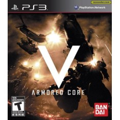 Jogo Armored Core V PlayStation 3 Bandai Namco